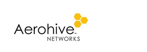 Aerohive technology partnership